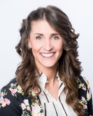 a woman smiling for the camera: Dietitian Paige Green