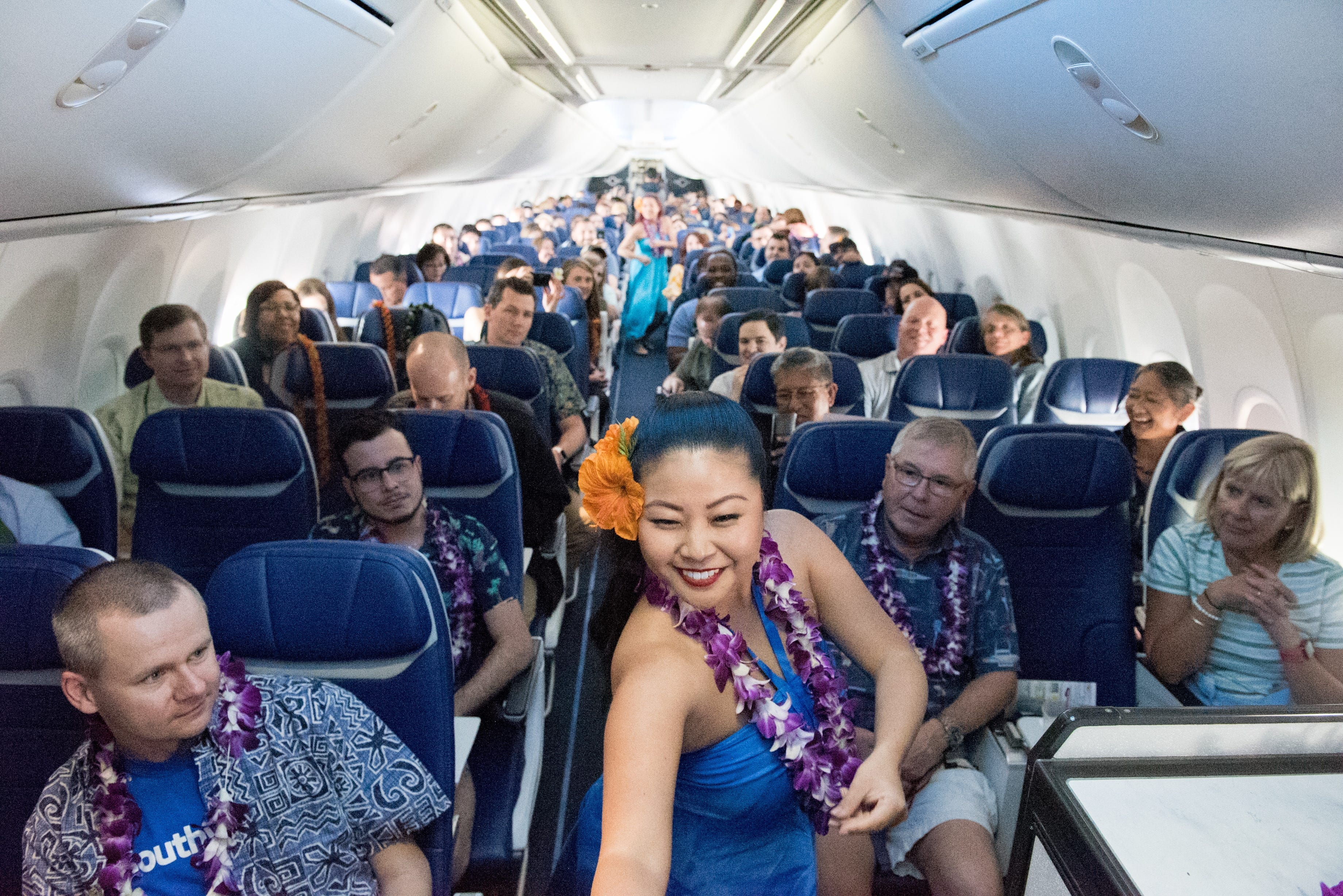 Slide 16 of 17: Southwest Airlines debuted service to Hawaii in March 2019.