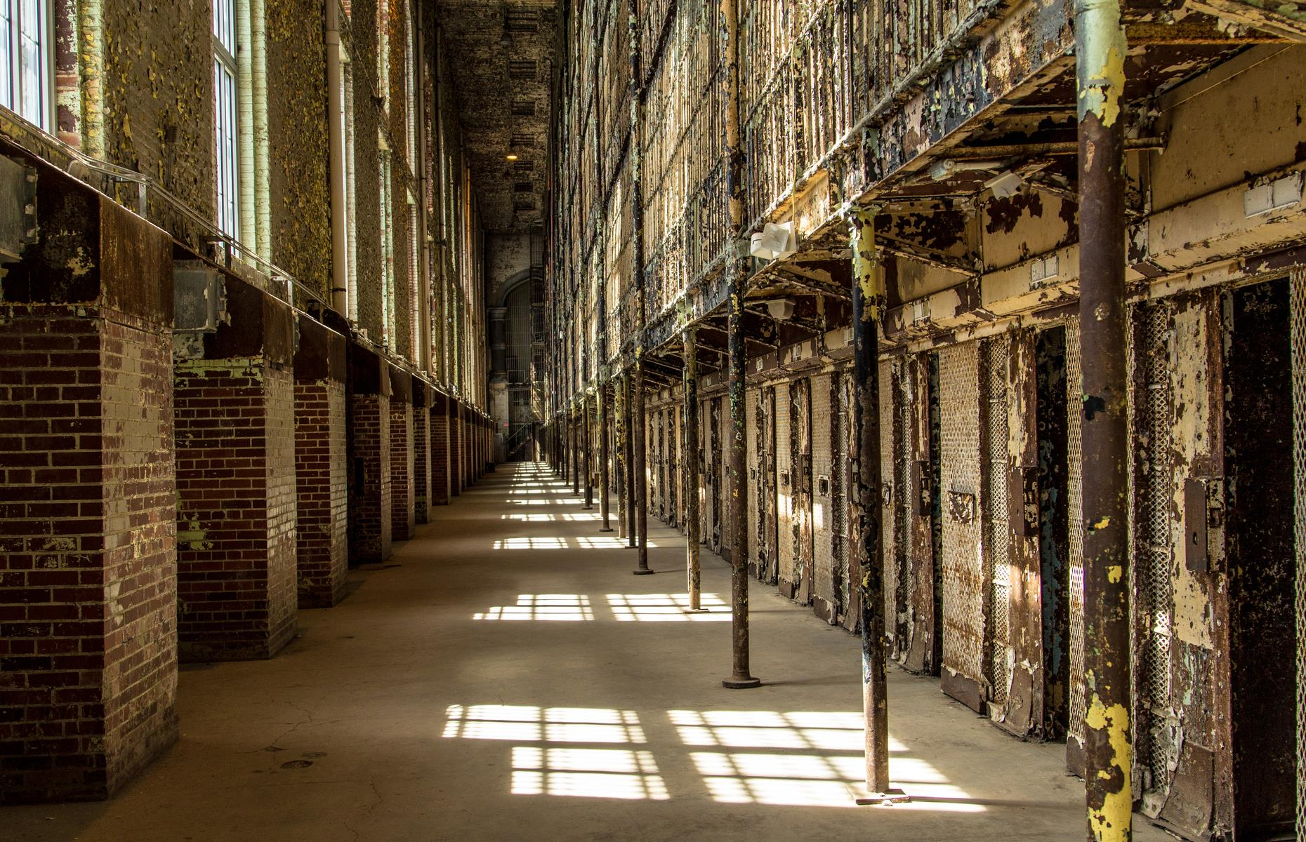 Slide 37 of 52: This eerie abandoned prison has a long history. Construction of the reformatory began in 1886, on the site of one-time training ground for Civil War soldiers, and, over the years, thousands of prisoners would live out their days here. But reports of poor conditions and maltreatment of prisoners meant the site was abandoned by 1990. Now self-guided and guided tours take visitors through the spine-chilling corridors with their moldering cell blocks and rusting iron bars – the Facebook page is the best place for current updates. The prison was also famously used as a location for 1994 film The Shawshank Redemption.