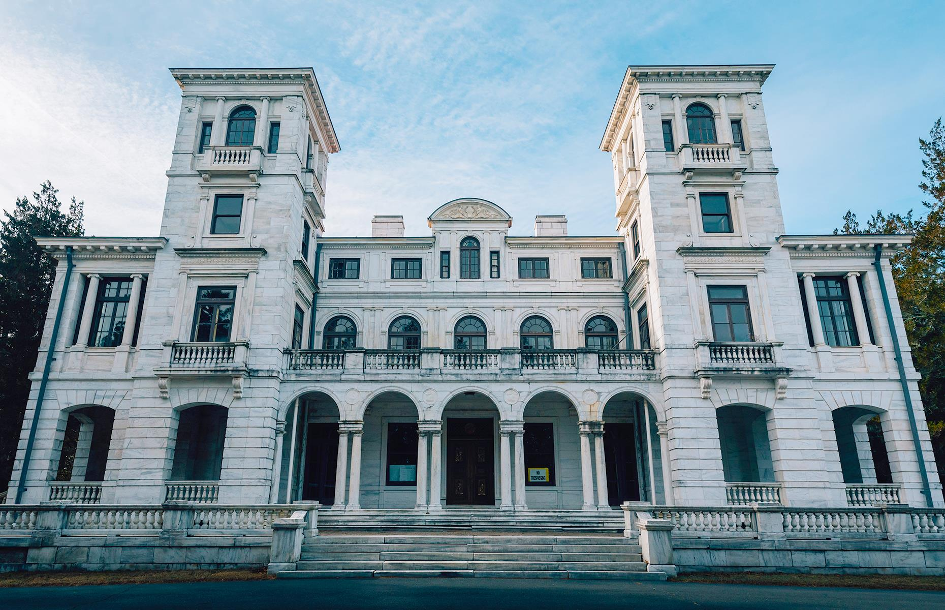 Slide 48 of 52: This stunning Italianate mansion retains much of its majesty even after years of abandonment. It dates back to 1912, when railroad heavyweight James Dooley decided to build this marble confection for his wife Sally May. The house has passed through many hands over the years, suffering periods of neglect and falling into disrepair. But despite some peeling paint and untamed areas of the garden, it's still a sight to behold today. The house currently remains open for private guided tours.