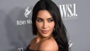 Kim Kardashian posing for the camera: One of the most reported celebrity robberies happened in 2016 when the 'Keeping Up with the Kardashians' star was in Paris.  While her security guard accompanied her sisters to a nightclub, Kim was held at gunpoint, tied up and gagged and was locked in the bathroom.  The thieves stole $6 million worth of jewellery, including her huge engagement ring worth $4 million.