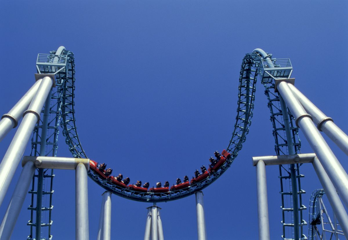 Slide 47 of 51: You won't have to choose between doing homework and riding a roller coaster in Virginia, where the state's academic calendar is in part determined by amusement parks. Since 1986, public schools in the state have been prohibited from opening before Labor Day.