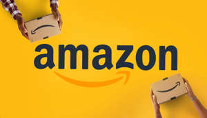 a close up of a logo: Best Amazon Deals Today
