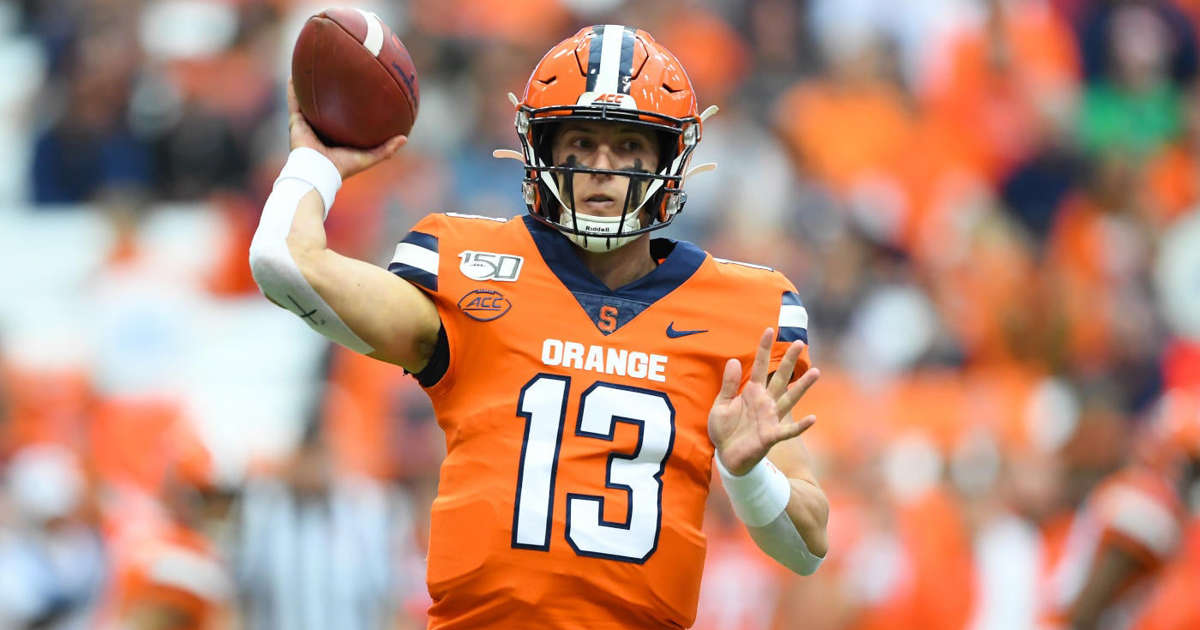 College football odds, picks, predictions for Week 3, 2020 ...
