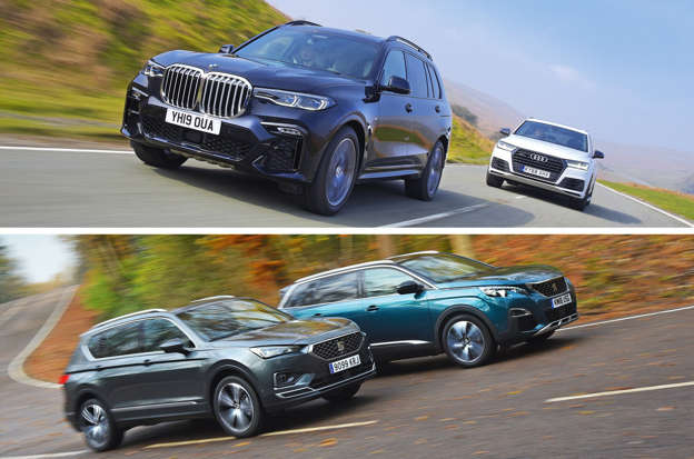 Best 7 Seat Suvs And 4x4s In 2020