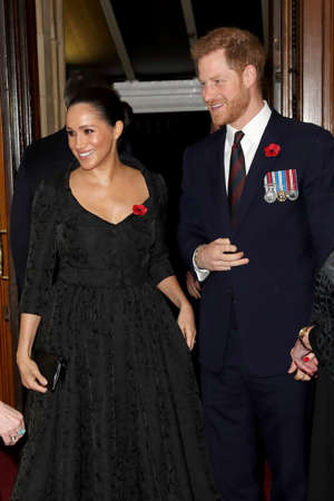 Meghan Markle, Prince Harry are posing for a picture: Chris Jackson/- WPA Pool/Getty Meghan Markle and Prince Harry