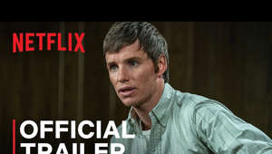 Eddie Redmayne holding a sign: In 1968, with the whole world watching, democracy refused to back down. Watch the official trailer for #TrialoftheChicago7 now.    Written and directed by Academy Award®-Winner Aaron Sorkin.  Synopsis: What was intended to be a peaceful protest at the 1968 Democratic National Convention turned into a violent clash with police and the National Guard. The organizers of the protest—including Abbie Hoffman, Jerry Rubin, Tom Hayden and Bobby Seale—were charged with conspiracy to incite a riot and the trial that followed was one of the most notorious in history.   Watch The Trial of the Chicago 7: https://Netflix.com/TheTrialoftheChicago7  SUBSCRIBE: http://bit.ly/29qBUt7  About Netflix: Netflix is the world's leading streaming entertainment service with 193 million paid memberships in over 190 countries enjoying TV series, documentaries and feature films across a wide variety of genres and languages. Members can watch as much as they want, anytime, anywhere, on any internet-connected screen. Members can play, pause and resume watching, all without commercials or commitments.  The Trial of the Chicago 7 | Official Trailer | Netflix Film https://youtube.com/Netflix
