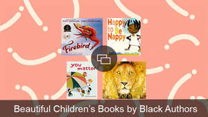text: Childrens books black authors