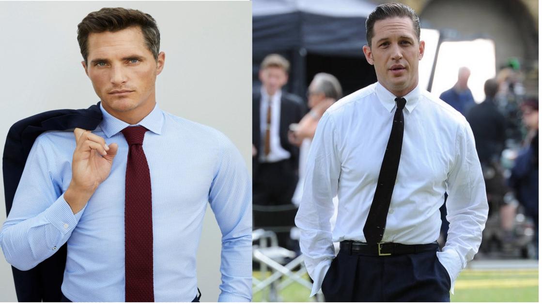 Η καλή γραβάτα έψαχνε πάντα το στυλάτο πουκάμισο - 1