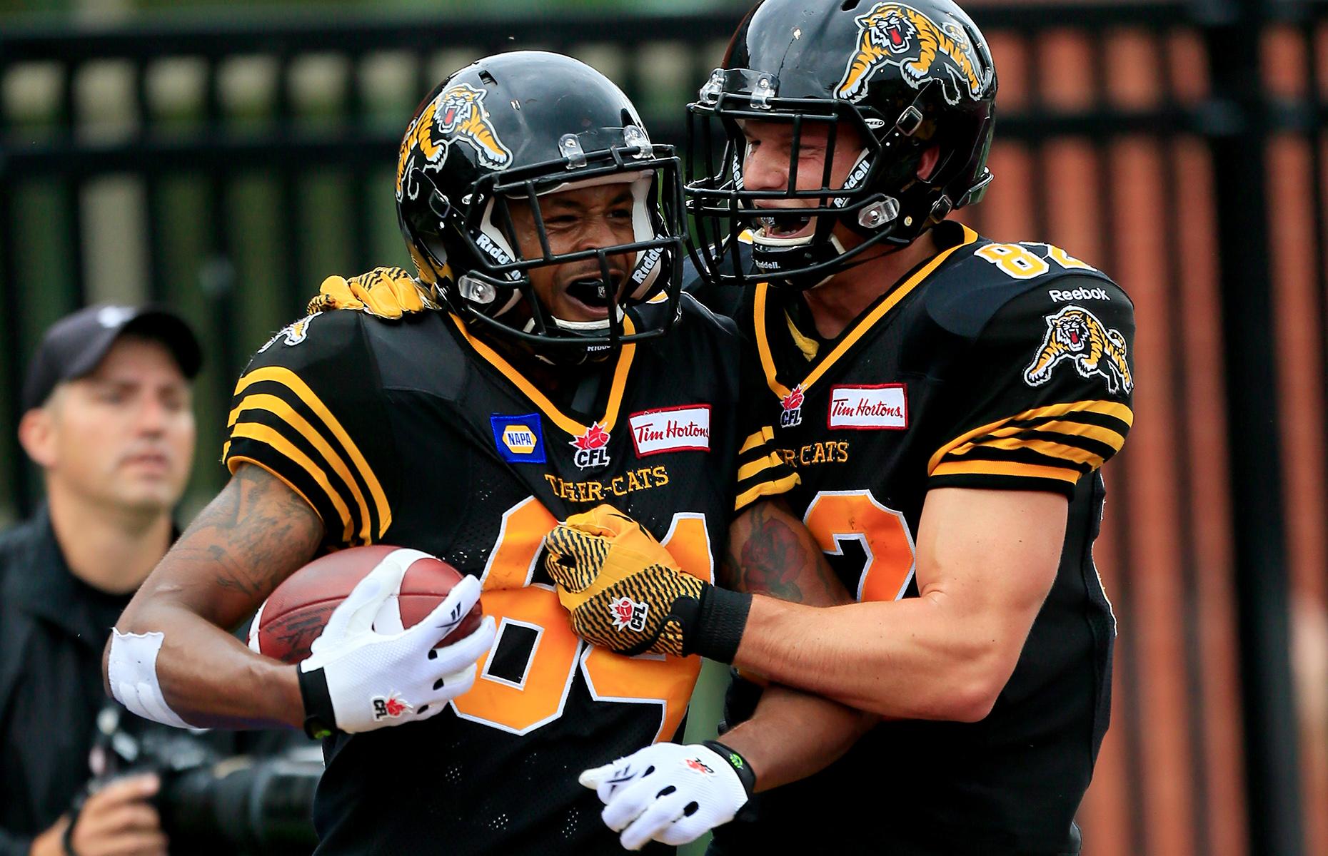 Hamilton Wildcats Football Canadian