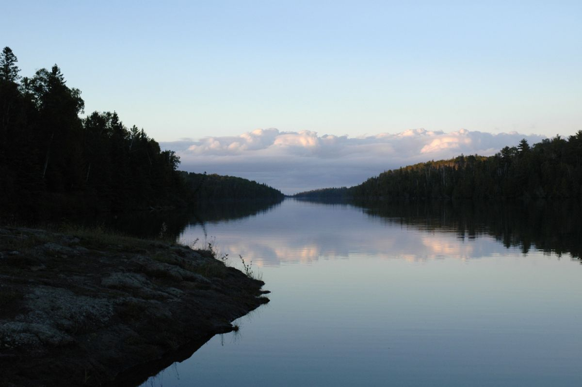 Slide 23 of 51: Isle Royale National Park If you are looking to get away from it all, this Northern Michigan park is an island inside Lake Superior and will give you all the quiet nature you can ask for. You'll need a ferry, seaplane, or your own boat to get here.