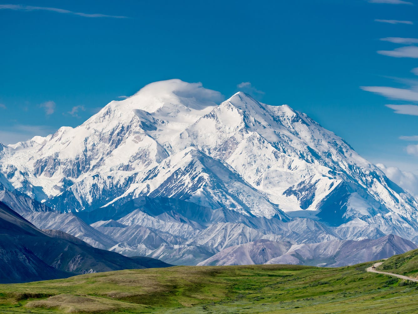 "Slide 11 of 11: The tallest mountain in the US was known as Mount McKinley from 1917 to 2015, named for President William McKinley. But McKinley never even visited Alaska and had no connection to the mountain or the state. President Obama's Secretary of the Interior Sally Jewell restored the mountain's local Athabascan name, Denali, in 2015. ""Denali"" means ""the great one"" or ""the high one,"" and the mountain is central to the Athabascans' creation story.Read more:I'm a member of the Navajo Nation, and my people are dying from the coronavirus. We're facing the virus head-on with limited access to healthcare and supplies.8 of the biggest misconceptions people have about Native Americans7 things you should never say to a Native American"