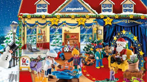 You really can't go wrong with a Playmobil Advent calendar. We can't pick just one!