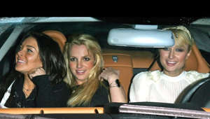We're taking a look back at some of the most interesting and important incidents in celebrity history and today we revisit a night in 2006 when frenemies Lindsay Lohan and Paris Hilton makeup after a reported physical altercation for a fun night out with pal Britney Spears. Paris does the driving in her SLR Mercedes McLaren and both Lilo and Brit ride along in the front seat!    For all the latest Celebrity Gossip, Entertainment News and the best Paparazzi Photos and Video, check us out on http://X17online.com  Get social with X17 Online!: Follow us on Twitter!: https://twitter.com/x17online Like us on Facebook!: https://www.facebook.com/x17online  Subscribe to our YouTube channel!: https://www.youtube.com/user/X17onlineVideo