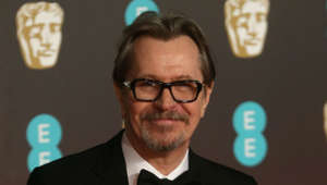 Gary Oldman wearing a suit and tie: On the list of English actors that master good accents, Gary Oldman is probably one of the best. He doesn't do just a general nationality-based accent but actually get into the very specifics of each region, according to the character. Over his career, he has mastered some very convincing dialects, including Russian, German, Roman, American and Romanian.