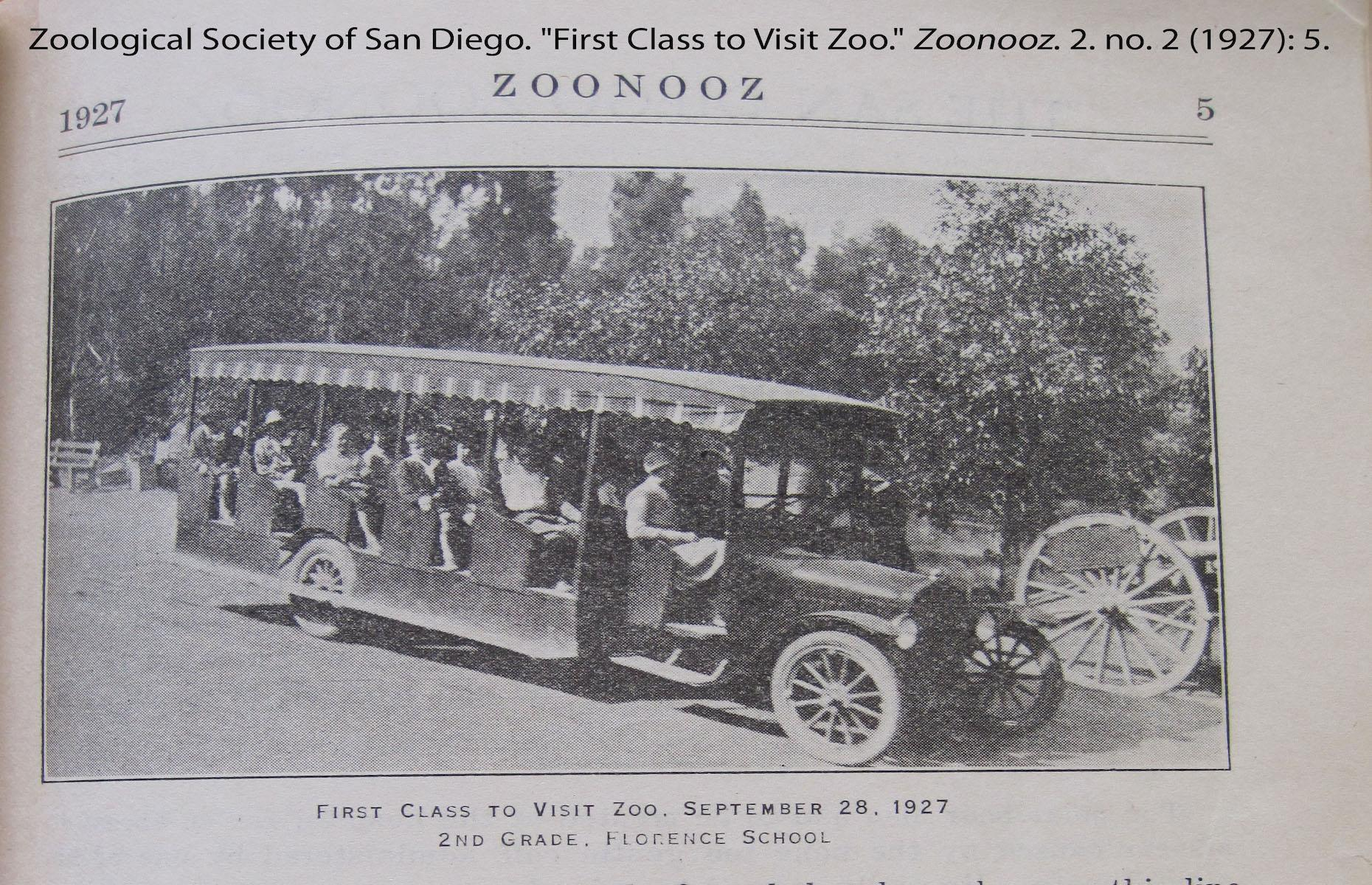 Slide 11 of 48: One of the country's first metropolitan zoos opened after founder Dr Harry Wegeforth was inspired by the idea at the 1915-16 Panama-California Exposition, which featured wild exotic animals. He founded the San Diego Zoological Society and convinced the city that it needed a zoo. San Diego Zoological Garden officially opened its doors in Balboa Park. One of its first animals was a Kodiak bear called Caesar. It was one of the first zoos to have open grotto enclosures and launched its first research faculty in 1927. Check out our city guide to San Diego.