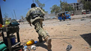 Overnight Defense: US launches another airstrike in Somalia | Amendment to expand Pentagon recusal period added to NDAA | No. 2 State Dept. official to lead nuclear talks with Russia