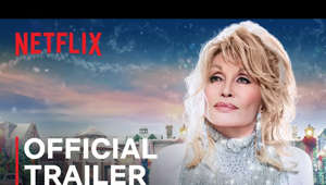 "a little girl smiling at the camera: Have a Holly Dolly #Christmas2020 with this Netflix holiday musical featuring 14 original songs by #DollyParton.   Christmas On The Square follows small town ""Scrooge"" Regina Fuller (Christine Baranski) as she's visited by a rhinestone-bedazzled angel (Dolly) who guides her on a musical journey of redemption. Will this stingy property owner evict the entire town of Fullerville on Christmas Eve, or will her greed give way to the Christmas spirit?   Directed by famed choreographer #DebbieAllen, Dolly's #ChristmasMusic will put a song in your heart and bring the whole family together for the holidays. So curl up with this miracle of a musical starring Dolly Parton, Christine Baranski, Treat Williams, Jeanine Mason, Josh Segarra, Mary Lane Haskell, and many more talented folks. 'Tis the season for song and dance!  SUBSCRIBE: http://bit.ly/29qBUt7  About Netflix: Netflix is the world's leading streaming entertainment service with 193 million paid memberships in over 190 countries enjoying TV series, documentaries and feature films across a wide variety of genres and languages. Members can watch as much as they want, anytime, anywhere, on any internet-connected screen. Members can play, pause and resume watching, all without commercials or commitments.  Dolly Parton's Christmas on The Square starring Christine Baranski 