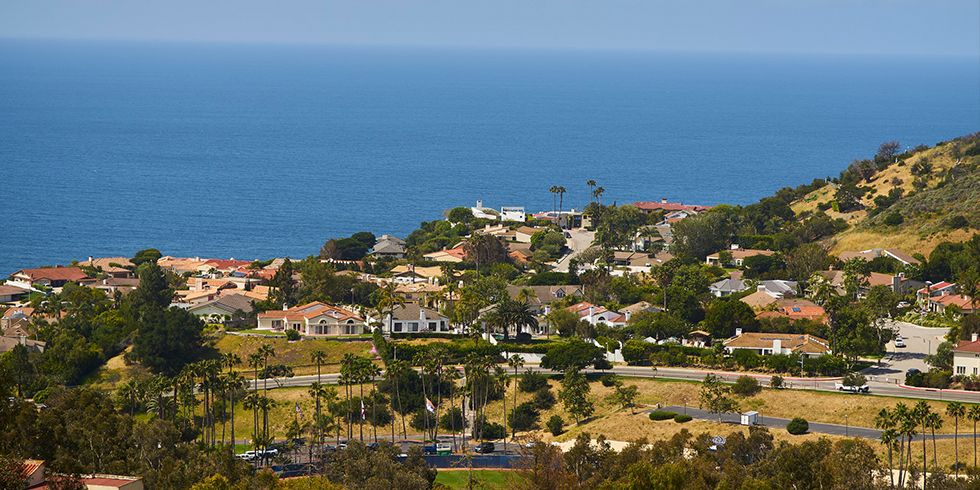 Slide 22 of 41: It's safe to say that Pepperdine wouldn't be the worst place to go to school. Study with sweeping views of the Pacific Ocean at this private university, nestled in the foothills of the Santa Monica mountains. The salty ocean air and sandy seashore enhance the majestic views. If the beach isn't your scene, cruise less than an hour to downtown Los Angeles for an urban change of pace. photo: Flickr Creative Commons