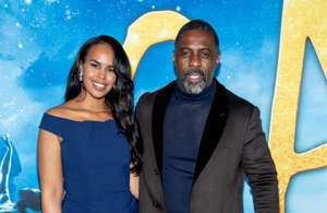 "Idris Elba et al. posing for the camera: The 'Luther' actor has already been married twice before and believed he would never marry again until he locked eyes with Sabrina at a jazz bar in Vancouver in 2017. He said: ""I went out on my only day off, true story, it was a Sunday night, I went to this party and there she was. The rest is history."" The lovers got engaged in 2018 and were wed the next year in a stunning ceremony in Morocco with celebrations lasting three days."