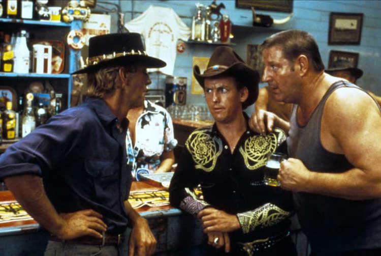 """Hogan heute paul """"Crocodile Dundee"""":"""