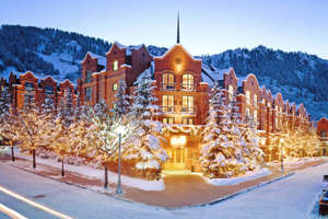 (Photo courtesy of the St. Regis Aspen)
