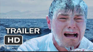 "a man smiling with water in the background: Titanic 2 - Jack Returns.  Brand new trailer!    Rose (Kate Winslet) tries to adjust to a normal life after losing Jack (Leonardo DiCaprio) on Titanic.  But strange reports start to surface of a mysterious body washing up on shore.  Jack must make an important decision.  Will he risk it all and return to Rose?  Leonardo DiCaprio as Jack Dawson.  Kate Winslet as Rose Dewitt Bukater.  Kathy Bates as Molly Brown.  This is the 2021 sequel trailer.  Yes, this trailer is fake.  It's a parody trailer (sometimes called a fan trailer or concept trailer).  It's been created by editing together existing footage to create a new, original narrative.  These types of videos are often misunderstood.  They take existing content, and through the use of editing, voice artists, special effects and music a new stand work is created.  This is my third attempt at a Titanic 2 trailer.  My previous two videos were Titanic 2: Jacks Back and Titanic 2: Never Forget.  This third attempt is my version of the ""happy ending"".  My previous two videos were a lot darker.  Thanks the following voice artists for lending their talents to this video.  Check them out on Fiverr.  nmessina1490, Vobarb, sturoyce and calanrobinson  If you enjoyed this trailer then check out some of my other work including Harry Potter and the Demon Child, Home Alone Christmas Reunion, The Nanny Returns, Lion King Reborn, Monsters Inc 2: Return of Boo and many many more!  #titanic2 #leonardodicaprio #trailer #katewinslet #titanic"