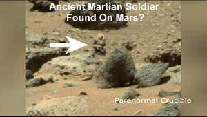 This video is a re-upload in higher quality and appears to show an ancient statue of perhaps a petrified little creature of some kind, possibly a martian soldier, frozen in time. I have processed and colorized the artifact to bring out the details, and its a remarkable discovery, whatever it is.  Raw Image: https://www.paranormalcrucible.com/p/mission-rover-image-date-image-credit.html  Buy T-Shirts and Stuff: https://teespring.com/stores/the-paranormal-crucible  Visit My Website: https://www.paranormalcrucible.com/  Please Subscribe Here: http://www.youtube.com/channel/UC4-QONmC8yIo9dKl5vUHlfw?sub_confirmation=1  Find Me On Facebook:: https://www.facebook.com/paranormalcrucible/  Long Note Three by Kevin MacLeod is licensed under a Creative Commons Attribution license (https://creativecommons.org/licenses/by/4.0/) Source: http://incompetech.com/music/royalty-free/index.html?isrc=USUAN1100424 Artist: http://incompetech.com/