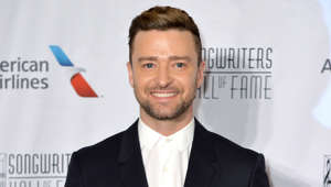 Justin Timberlake wearing a suit and tie: 10 biggest artists from singing competitions