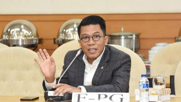 Anggota Komisi XI DPR RI Mukhamad Misbakhun. (Runi/Man (dpr.go.id))