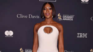 "Naomi Campbell posing for a picture: Her long-running feud with the British model, Naomi Campbell is well known. She has said that Campbell made her feel unwelcome when she first entered the fashion industry. She told 'The Wall Street Journal': ""It wasn't a rivalry. I'm very sensitive to that word because a rivalry is between two equals to me whereas one was very dominant, she was a supermodel, and I was just this new girl that had got on a plane from Paris and was studying fashion and magazines."" Miaow!"