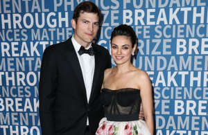 """Kevin Rodney Sullivan, Mila Kunis are posing for a picture: The power couple have a total of about $265 million between them and plan to give it to charity after they pass away. Kutcher and the 'Bad Moms' actress don't want to pass on their fortune to their children. On the 'Armchair Expert' podcast, the 'Two and Half Men' actor admitted: """"[I'm] not setting up a trust for [my kids]. We'll end up giving our money away to charity and to various things."""""""