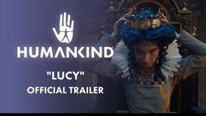 "PRE-PURCHASE to gain access to the ""LUCY"" OpenDev on December 15th: http://bit.ly/3aQdC9M --  Directed by Romain Chassaing (https://www.instagram.com/romain_chassaing)  --  In Humankind, you'll combine cultures across six different eras of human history to build a civilization as unique as you are. The journey matters more than the destination, and no great deed goes unnoticed.  How far will you push Humankind?  --  Follow HUMANKIND on social media! Twitter: https://twitter.com/humankindgame Facebook: https://www.facebook.com/humankindgame Twitch: https://www.twitch.tv/amplitudestudios Instagram: https://www.instagram.com/humankindgame"