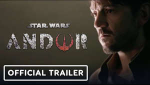 Check out this first look at the new Disney+ series, Star Wars: Andor. The series features Diego Luna, who will reprise his role as Cassian Andor.  #ign #starwars #andor