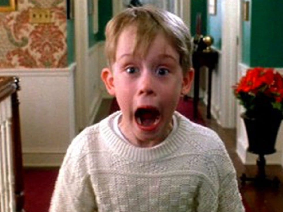 """Slide 2 of 36: The Christmas season means endless holiday movies, and a worldwide favorite is the """"Home Alone"""" franchise.The series is comprised of five films created byJohn Hughes and directed by a slew of famous directors, like Chris Columbus.Each film has all the important elements a movie needs: the holiday season, great characters, funny bad guys, surprising cameos, and a plot full of twists and turns."""