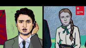 "Russian pranksters Vladimir Kuznetsov and Alexey Stolyarov (Vovan and Lexus) have launched the international project ""Stars Save the Earth"", a project dedicated to the global problems facing humanity. The 13 episode of the show is a prank with Prime Minister of Canada Justin Trudeau. The pranksters communicate with him as Greta Thunberg and her father Svante.  For advertisement and requests: stars.requests@protonmail.com С РУССКОЙ ОЗВУЧКОЙ (Russian Translation):  https://www.youtube.com/watch?v=9uJ0POni2dI Vovan and Lexus in social media: https://twitter.com/evilprank https://twitter.com/Lexusprank https://www.facebook.com/lexus.stolyarov https://www.facebook.com/Vovan222 https://www.instagram.com/vovan222prank https://www.instagram.com/pranker_lexus/"