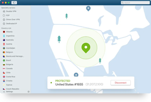 graphical user interface, application: nordvpn, best spy gadgets