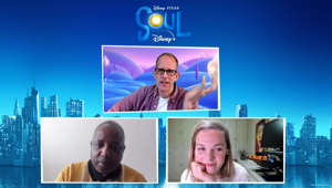 Pete Docter, Dana Murray und Kemp Powers im Interview