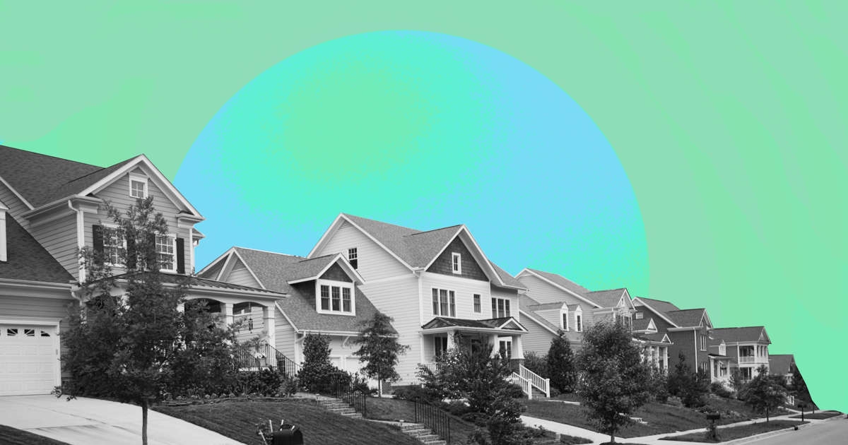 Buy a house?  Look at mortgage rates today, April 8th