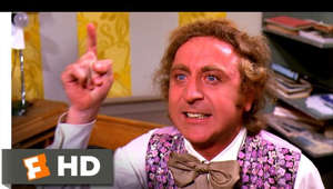 Willy Wonka & the Chocolate Factory movie clips: http://j.mp/2ihVyyo BUY THE MOVIE: http://bit.ly/2hAlh58 Don't miss the HOTTEST NEW TRAILERS: http://bit.ly/1u2y6pr  CLIP DESCRIPTION: Willy Wonka (Gene Wilder) venomously explains to Grandpa Joe (Jack Albertson) why Charlie (Peter Ostrum) will not receive the lifetime supply of chocolate.  FILM DESCRIPTION: Enigmatic candy manufacturer Willy Wonka (Gene Wilder) stages a contest by hiding five golden tickets in five of his scrumptious candy bars. Whoever comes up with these tickets will win a free tour of the Wonka factory, as well as a lifetime supply of candy. Four of the five winning children are insufferable brats: the fifth is a likeable young lad named Charlie Bucket (Peter Ostrum), who takes the tour in the company of his equally amiable grandfather (Jack Albertson). In the course of the tour, Willy Wonka punishes the four nastier children in various diabolical methods -- one kid is inflated and covered with blueberry dye, another ends up as a principal ingredient of the chocolate, and so on -  CREDITS: TM & © Warner Bros. (1971) Cast: Peter Ostrum, Jack Albertson, Gene Wilder, Gnter Meisner Director: Mel Stuart Producers: Stan Margulies, David L. Wolper Screenwriters: Roald Dahl, David Seltzer  WHO ARE WE? The MOVIECLIPS channel is the largest collection of licensed movie clips on the web. Here you will find unforgettable moments, scenes and lines from all your favorite films. Made by movie fans, for movie fans.  SUBSCRIBE TO OUR MOVIE CHANNELS: MOVIECLIPS: http://bit.ly/1u2yaWd ComingSoon: http://bit.ly/1DVpgtR Indie & Film Festivals: http://bit.ly/1wbkfYg Hero Central: http://bit.ly/1AMUZwv Extras: http://bit.ly/1u431fr Classic Trailers: http://bit.ly/1u43jDe Pop-Up Trailers: http://bit.ly/1z7EtZR Movie News: http://bit.ly/1C3Ncd2 Movie Games: http://bit.ly/1ygDV13 Fandango: http://bit.ly/1Bl79ye Fandango FrontRunners: http://bit.ly/1CggQfC  HIT US UP: Facebook: http://on.fb.me/1y8M8ax Twitter: http://bit.ly/1ghOWmt Pinterest: http://bit.ly/14wL9De Tumblr: http://bit.ly/1vUwhH7