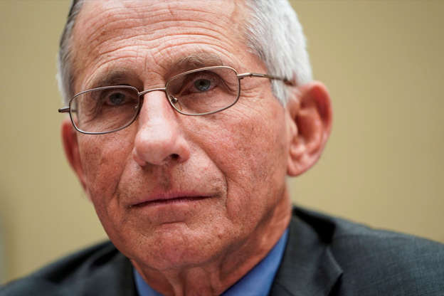 """Slide 1 of 11: Dr. Anthony Fauci, the chief medical advisor to the President and the director of the National Institute of Allergy and Infectious Diseases, is sounding an alarm. If you are not vaccinated, you are in danger. If you are vaccinated, there are risks also. And if we don't stop the virus from spreading, more mutations may develop—and they may be even worse than Delta. Fauci spoke with Katie Couric, and gave 10 essential pieces of advice that could save your life. some of them new. Read on for each one—and to ensure your health and the health of others, don't miss these Sure Signs You Have """"Long"""" COVID and May Not Even Know It."""