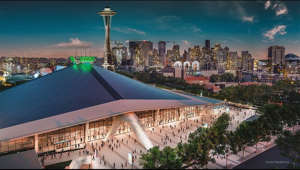 Amazon, NHL Seattle and OVG come together to create the first carbon-neutral arena in the world.