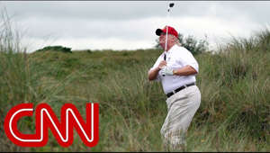 "In an interview with CNN's John Berman, longtime sportswriter and author of ""Commander in Cheat"" Rick Reilly details how President Donald Trump allegedly cheats his opponents at golf. #CNN #News"