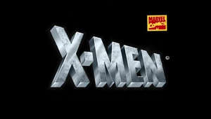 "a close up of a logo: X-Men, also known as X-Men: The Animated Series, is an American-Canadian animated television series which debuted on October 31, 1992, in the United States on the Fox Network as part of its Fox Kids Saturday morning lineup. X-Men was Marvel Comics' second attempt at an animated X-Men TV series after the pilot X-Men: Pryde of the X-Men was not picked up.  The show features X-Men similar in look and line-up to the early 1990s X-Men drawn by Jim Lee (more specifically, Cyclops' Blue Team, established in the early issues of the second X-Men comic series), composed of Cyclops, Wolverine, Rogue, Storm, Beast, Gambit, Jubilee, Jean Grey, Professor X, as well as an original character, Morph (an adaptation of previous X-Men member Kevin Sydney).  A number of famous storylines and events from the comics are loosely adapted in the series, such as ""The Dark Phoenix Saga"", ""Days of Future Past"", the ""Phalanx Covenant"", and the ""Legacy Virus"". The third episode, ""Enter Magneto"", features a confrontation at a missile base: this is largely based on the X-Men's first battle with Magneto, as told in their 1963 debut The X-Men #1. The season four episodes ""Sanctuary, Parts I & II"", which involve Magneto creating an orbiting haven for mutants, were influenced by several storylines from the comics, chiefly the first three issues of X-Men (Volume 2) and the ""Fatal Attractions"" crossover. An Age of Apocalypse-like time-line is shown in the episode ""One Man's Worth"". The entire saga of the Phoenix is retold and adapted in the third season, subdivided into the five-part ""Phoenix Saga"", in which Jean acquires the power of the Phoenix and the battle for the M'Kraan Crystal occurs, and the ""Dark Phoenix Saga"", showcasing the battle with the Hellfire Club, the Phoenix Force's transformation into Dark Phoenix, and the battle to decide her fate. These particular episodes were so closely adapted from their comic counterpart that the episodes have the additional credit, ""Based on stories by Chris Claremont""."