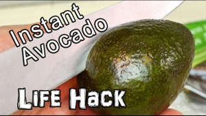 How to make an Avocado Ripe! Instead of waiting days for a 'ripen at home' avocado, make it ripe in just 10 minutes in the oven! Clever food life hack. DIY Stress Ball - https://www.youtube.com/watch?v=XLlEDzWU-o8  Other Videos: Choc Coke Bottle - https://www.youtube.com/watch?v=i8cm3l6Mx7w Summer Life Hacks - https://www.youtube.com/watch?v=LVC-hEbYelk Cutting Hack - https://www.youtube.com/watch?v=_NQ3MrWbuoA  Latest Videos - https://www.youtube.com/watch?v=UfUg_vLV-bI&list=PLQ_T2NppE0PL_MgE6MlzDhfokjsILzj7b  Food and Cooking Hacks - https://www.youtube.com/watch?v=mbHeddAnrZs&list=PLQ_T2NppE0PJvJeFaoIBp4P0ns8NudGQB  Simple Cooking Ideas  - https://www.youtube.com/watch?v=tiydbycHA44&list=PLQ_T2NppE0PKNyiZitj427Kuj1lhR6YDy  Amazing Life Hacks - https://www.youtube.com/watch?v=uz6rjbw0ZA0&list=PLQ_T2NppE0PKRAqkjpgtVRff46vr1iHaC  How To Make Fun Things - https://www.youtube.com/watch?v=0ki9Kta8g14&list=PLQ_T2NppE0PI1soHO1bZmTJOGTynkRYHD  Subscribe here: https://www.youtube.com/subscription_center?add_user=davehax  Music: Olde Timey Kevin MacLeod (incompetech.com) Licensed under Creative Commons: By Attribution 3.0 License http://creativecommons.org/licenses/by/3.0/