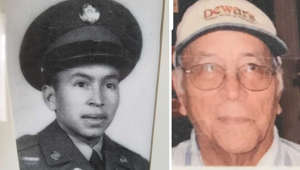 a man wearing a hat: Family searching for driver who hit and killed 89-year-old