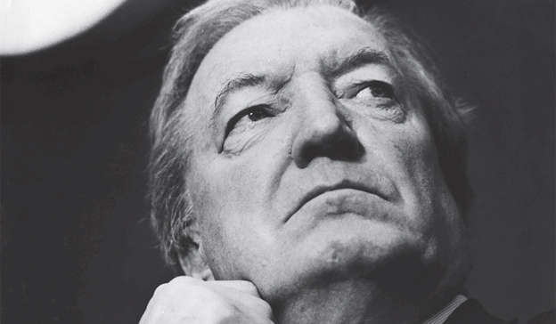 a close up of a man: Charlie Haughey Pic: Rolling News