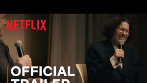 Fran Lebowitz wearing a suit and tie: Directed by Academy Award Winner Martin Scorsese, Fran Lebowitz has Opinions on Everything. Apologies for No One. Watch Pretend It's A City only on Netflix, January 8.   SUBSCRIBE: http://bit.ly/29qBUt7  About Netflix: Netflix is the world's leading streaming entertainment service with over 195 million paid memberships in over 190 countries enjoying TV series, documentaries and feature films across a wide variety of genres and languages. Members can watch as much as they want, anytime, anywhere, on any internet-connected screen. Members can play, pause and resume watching, all without commercials or commitments.  Martin Scorsese Presents | Pretend It's A City | Official Trailer | Netflix https://youtube.com/Netflix  Wander the New York City streets and fascinating mind of wry writer, humorist and raconteur Fran Lebowitz as she sits down with Martin Scorsese.