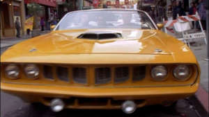 a car parked on the side of a building: image credit: Internet Movie Cars Database