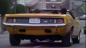 a car parked on a city street: image credit: Internet Movie Cars Database